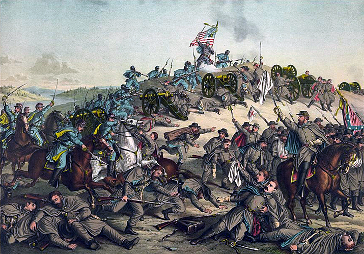 Civil War In Virginia Beach