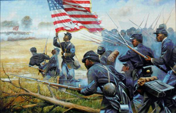 Union Civil War Paintings