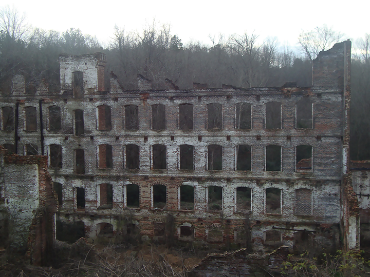 Great Falls Mill