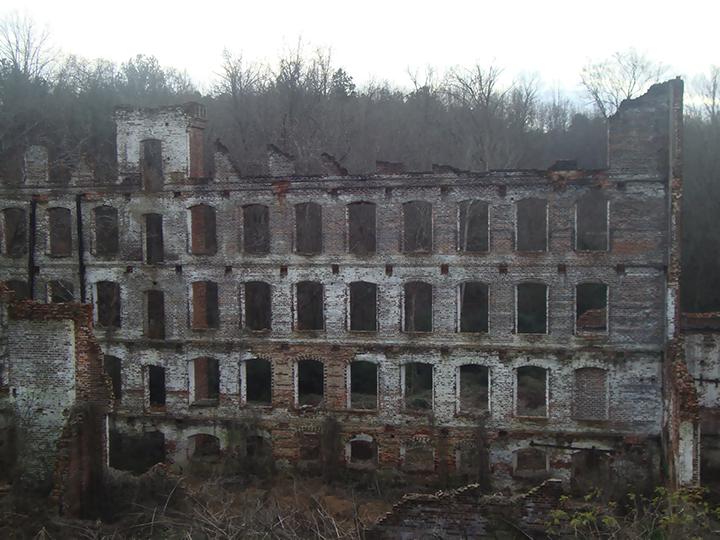 Great Falls Mill
