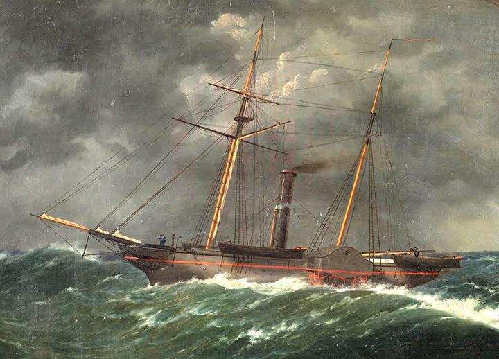 SteamshipWalker
