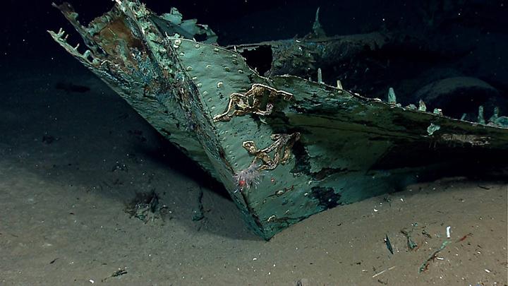 Monterrey Wreck