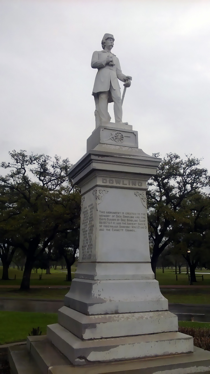 Houstons Dick Dowling and 8 other famous Irish Texans