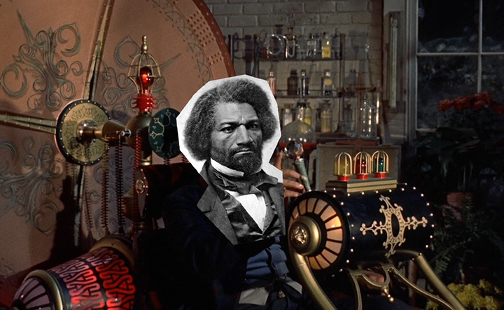 Douglass Time Machine