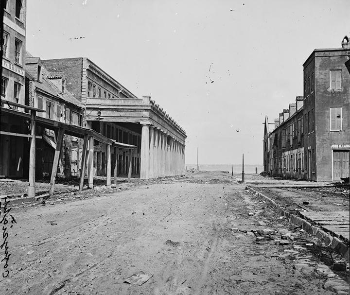 Vendue Range 1865