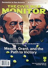 Civil War Monitor Magazine